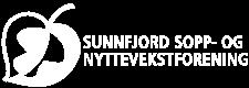 Nettsidelogoen til Sunnfjord sopp- og nyttevekstforening